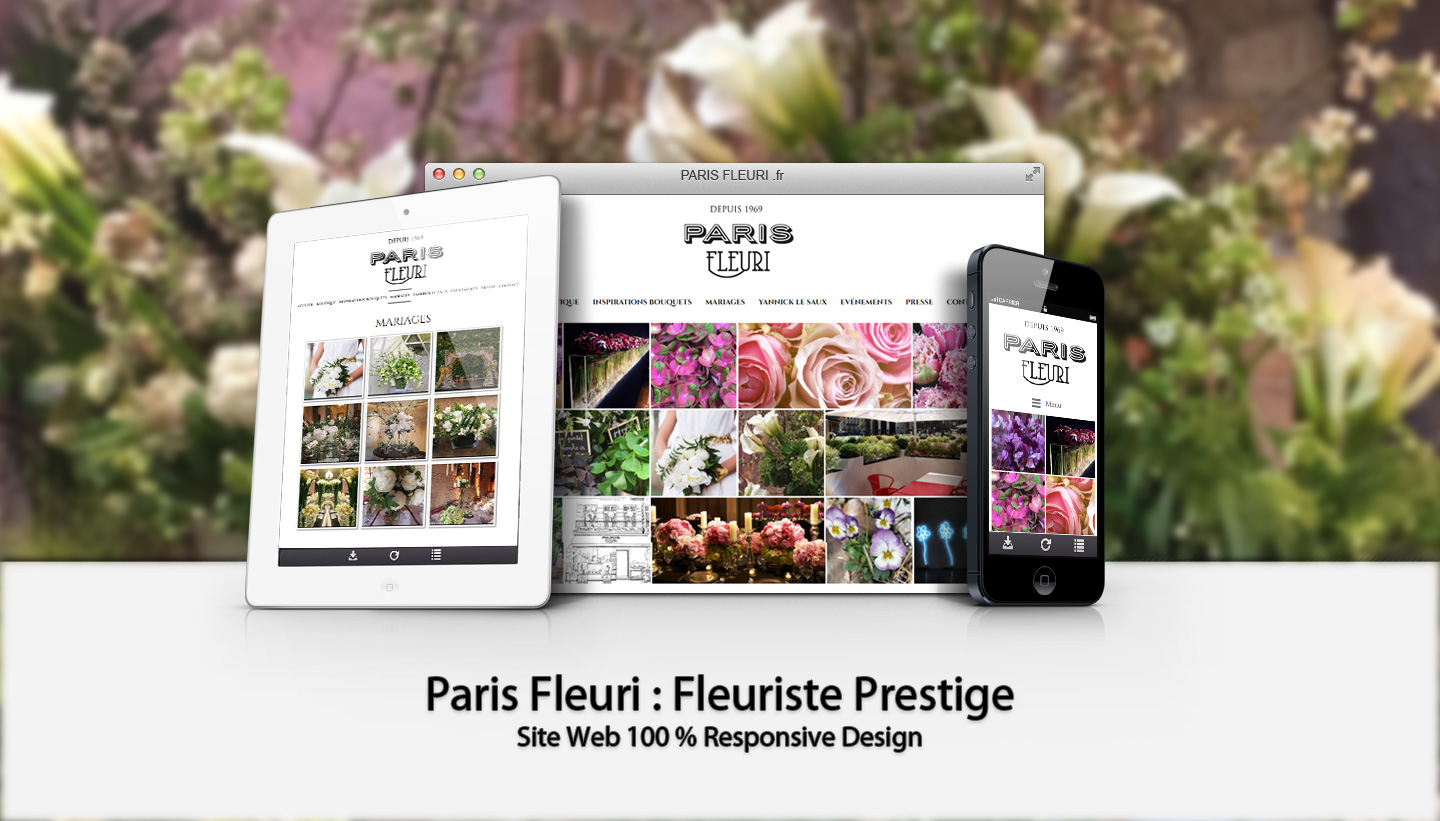 Paris Fleuri