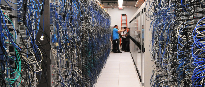 data center 1and1